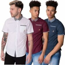 Camisas de vestir de hombre 100% algodón talla XXL