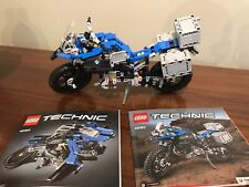 LEGO Technic BMW R 1200 GS Adventure (42063) Complete w/ Instructions