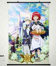 Snow White with the Red Hair Home Decor Anime Japan Poster Wall Scroll