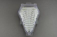 Feu arrière clair clignotant intégré tail light yamaha R6 2011 2012 2014 2016