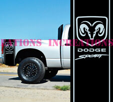 Dodge Sport Hemi Power Dodge Ram 1500 Head Truck Decals Mopar Stickers