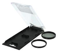 Camlink Filterdoppelpack: UV-Filter & Polarisationsfilter, 52mm (CL52UVCPL)