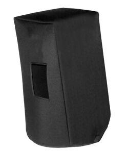 """Roland TDA-700 Drum Amplifier Cover, Black, 1/2"""" Padding, Tuki Cover (rola018p)"""