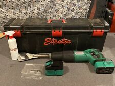 Extractor EXT-PRO-NC18 Auto Glass Windshield Removal Tool w/ Case 2 Batteries