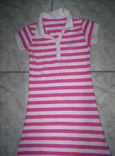 """Süßes """"TCM""""-Shirtkleid im Polo-Style, gestreift, neuw.  Gr.146/152"""