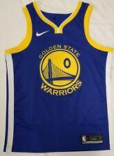 DeMarcus Cousins Golden State Warriors Nike NBA swingman jersey men sz 44/M