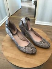 NEXT Synthetic Leather Animal Print Heels for Women
