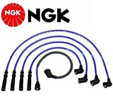 NGK Spark Plug Ignition Wire Set For Mazda B2200 L4 2.2L 1987-1993