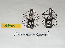 Trix Express Ersatzteile  - Stromabnehmer Pantographen 2 Stück - (1990)