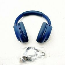 Sony Headphones Whch710N: Wireless Bluetooth Over the Ear Headset with Mic, Blue