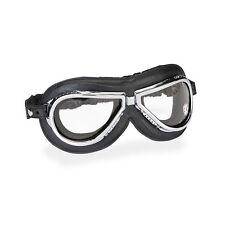 Motorradbrille Climax 500 - schwarz chrom