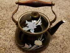 Vintage Mikasa Grande Chef Tea Kettle