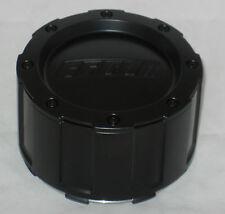 NEW AMERICAN EAGLE ALLOYS 053 ACC 3226 08 FLAT MATTE BLACK WHEEL RIM CENTER CAP