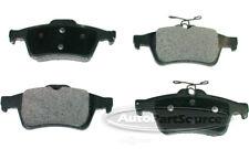 Disc Brake Pad Set-Natural Rear Autopartsource CE1095