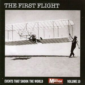 Events That Shook The World: Vol. 10:- The First Flight (DVD 2008) Promo