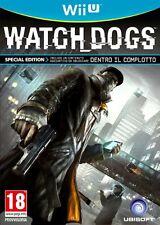 Watch Dogs Special Edition WIIU - totalmente in italiano