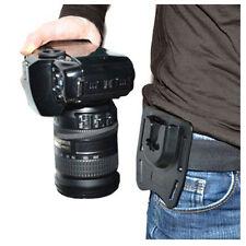 Capture Camera Waist Belt Holster Quick Strap Buckle Hanger for DSLR Digital