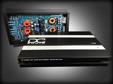 DC AUDIO 2.0k 1 Channel Mono Amplifier 2000 Watts RMS Output w/ Bass Knob 2k