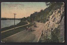 The River Drive FAIRMONT PARK PHILADELPHIA PENNSYLVANIA PA Postcard 1910