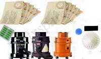 24 sacs pour aspirateuranthères Convient pour aspirateur Arlett série 2000