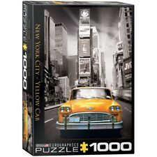 Eurographics New York City Yellow Cab 1000pièce(s) (600