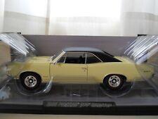 HIGHWAY 61 / DIE-CAST PROMOTIONS - 1966 PONTIAC GTO HARDTOP - 1/18 DIECAST