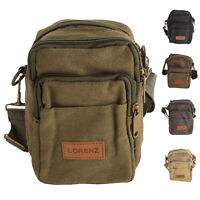 Small Dog Walking Travel Bag for Men & Ladies with Detachable Strap Belt Loop