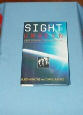 Sight Unseen : Science, UFO Invisibility .....2003 1st Edition HC/DJ VG+