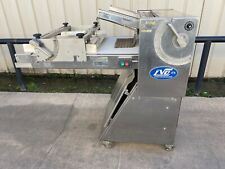 Lvo dough sheeter roller moulder Sm24 French bread baguette bakery variable