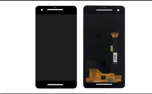 LCD Display Touch Screen Black Replacement for Google Pixel 3 XL Screen