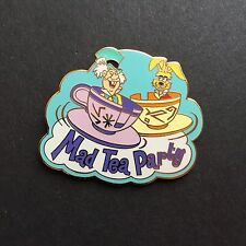 Mad Tea Party Alice in Wonderland RARE Disney Pin 3314