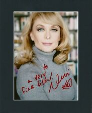 NINA HARTLEY ADULT PORN EROTIC SEX STAR HAND SIGNED MOUNTED AUTOGRAPH PHOTO +COA
