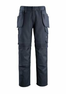 Mascot Springfield *waist measures SMALLER than labelled* tall fit work trousers