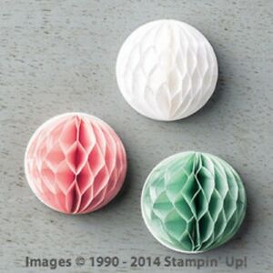 Stampin' UP! Retired - HONEYCOMB EMBELLISHMENTS - BRAND NEW IN PACKAGE