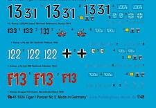 Peddinghaus 1/48 1024 Tiger Tank 2
