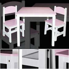 Kinder Tisch Und Stuhl Set Fur Madchen Gunstig Kaufen Ebay