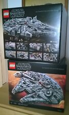 PRONTA CONSEGNA - OVP LEGO 75192 UCS STAR WARS™ NEW MILLENNIUM FALCON™ - IN HAND