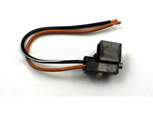 For 1988 Pontiac Sunburst Headlight Connector SMP 16293ZS