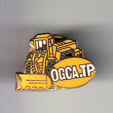 RARE PINS PIN'S .. AGRICULTURE TRACTEUR TRACTOR TRACTO PELLE BTP OGCA.TP ~BS
