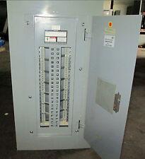 x Siemens 225 Amp Breaker Panel 42 circuits MLO  208Y/120  BG42ML4225STM/FTM