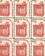 1977 - PODIUM - #1582 Full Mint -MNH- Sheet of 100 Postage Stamps