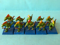 *Warhammer Fantasy - Lizardmen Skinks x10 - WF215