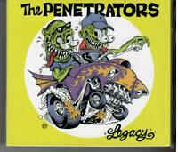 THE PENETRATORS - LEGACY (CD) Like New!