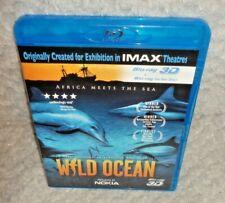 IMAX - Wild Ocean (BLU RAY 3D & 2D)