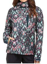 686 Authentic Eden Womens Insulated Snowboard Snow Ski Jacket Kaleidoscope Large
