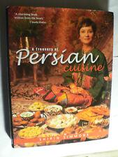 A Treasury of Persian Cuisine.Shirin Simmons.Hardback 1st.Signed.Iranian Cookery