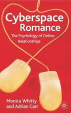 Cyberspace Romance: The Psychology of Online Relationships-ExLibrary