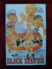 Slick Silver (1974) Perry Tong RARE POST CERT VHS VIDEO Fifth Dimension Label