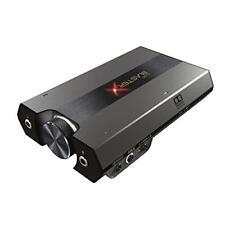 Creative Sound BlasterX G6 Portable USB DAC Interface For PC / Headphone etc NEW