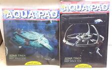 "1998 Star Trek:DS9 9"" Mousepad Set of 2-Unused-FREE S&H (C6093)"